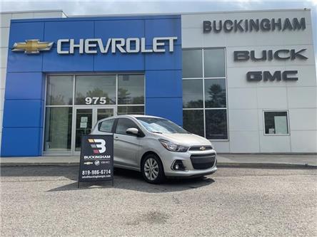 2017 Chevrolet Spark 1LT CVT (Stk: U16630) in Gatineau - Image 1 of 13