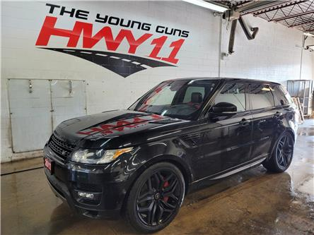 2017 Land Rover Range Rover Sport HSE DYNAMIC (Stk: 135888A) in Orillia - Image 1 of 26