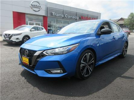 2020 Nissan Sentra SR (Stk: 91947A) in Peterborough - Image 1 of 23