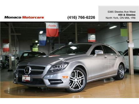 2013 Mercedes-Benz CLS-Class Base (Stk: 4374-12) in North York - Image 1 of 30
