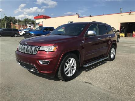 2017 Jeep Grand Cherokee Overland (Stk: 21236-A) in Sherbrooke - Image 1 of 16