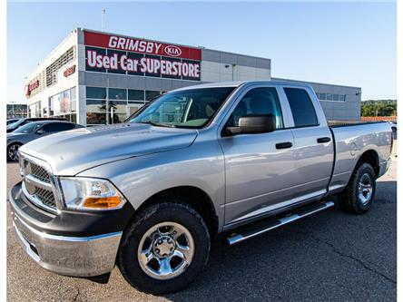 2012 RAM 1500 4WD Quad Cab 140.5  ST | AS IS | 4X4 | Bedliner (Stk: U2057) in Grimsby - Image 1 of 12