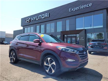 2016 Hyundai Tucson Limited (Stk: U3819) in Charlottetown - Image 1 of 22
