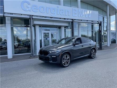 2021 BMW X6 M50i (Stk: B21253) in Barrie - Image 1 of 10
