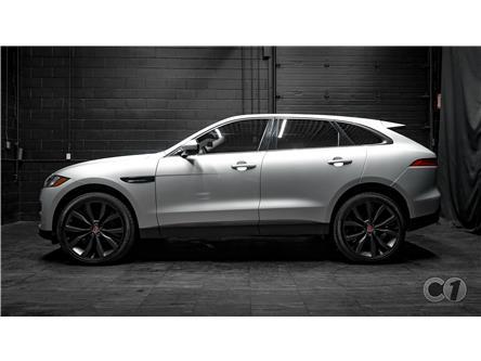 2017 Jaguar F-PACE 35t Premium (Stk: CT21-695) in Kingston - Image 1 of 39