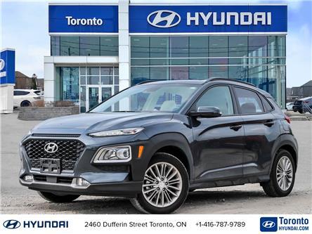 2019 Hyundai Kona 2.0L Luxury (Stk: U07268) in Toronto - Image 1 of 29