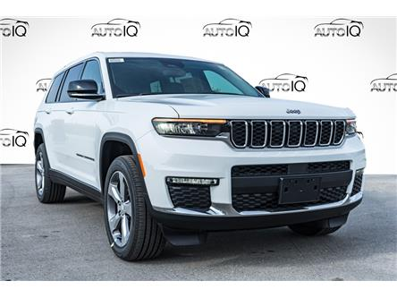 2021 Jeep Grand Cherokee L Limited (Stk: 45046) in Innisfil - Image 1 of 27