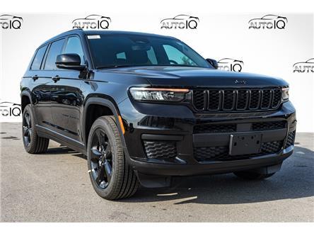 2021 Jeep Grand Cherokee L Laredo (Stk: 45047) in Innisfil - Image 1 of 28