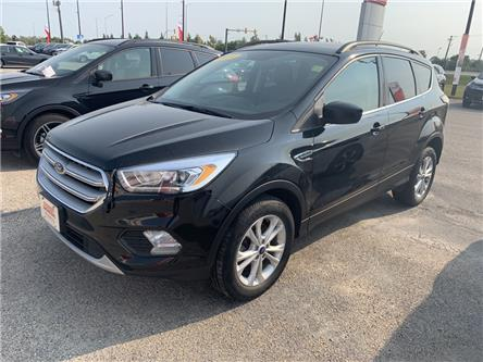 2018 Ford Escape SEL (Stk: 21098A) in Steinbach - Image 1 of 18