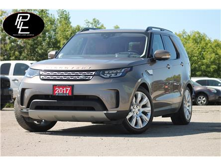 2017 Land Rover Discovery DIESEL Td6 HSE LUXURY (Stk: 030841) in Bolton - Image 1 of 17