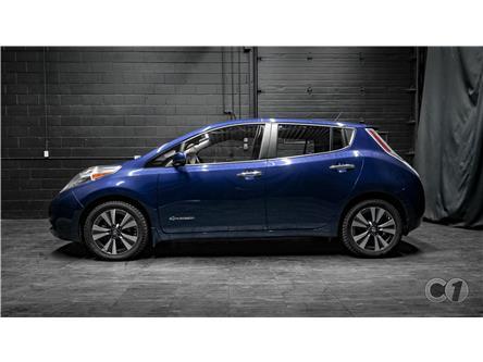2016 Nissan LEAF SL (Stk: CT21-643) in Kingston - Image 1 of 41