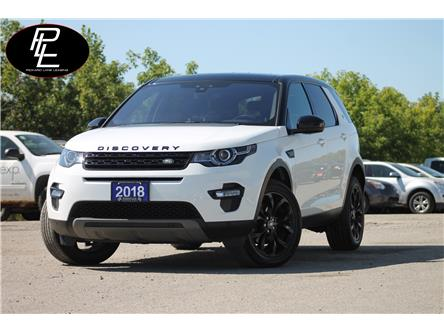 2018 Land Rover Discovery Sport HSE (Stk: 729593) in Bolton - Image 1 of 19
