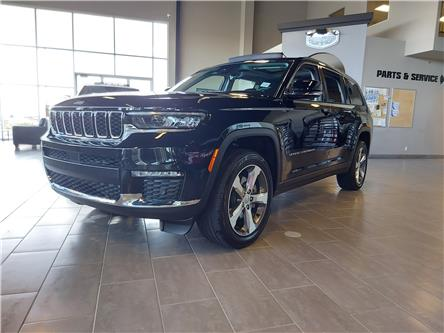 2021 Jeep Grand Cherokee L Limited (Stk: AM099) in Olds - Image 1 of 25