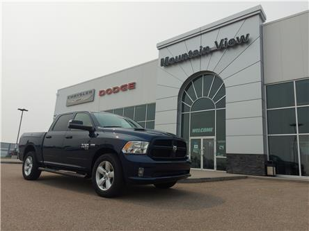 2021 RAM 1500 Classic Tradesman (Stk: AM108) in Olds - Image 1 of 25