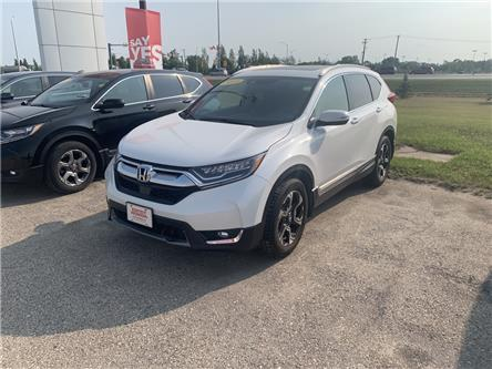 2019 Honda CR-V Touring (Stk: H1865) in Steinbach - Image 1 of 15