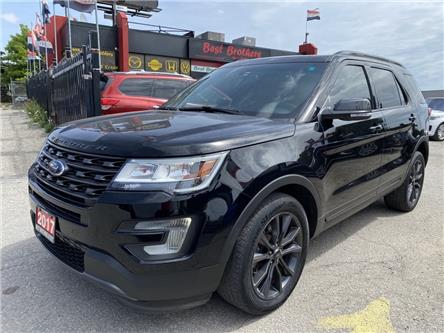 2017 Ford Explorer XLT (Stk: A90250) in Toronto - Image 1 of 24