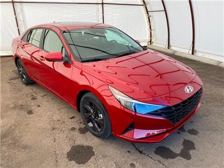 2022 Hyundai Elantra Sedan Preferred IVT Sun and Tech (Stk: 17680) in Thunder Bay - Image 1 of 23