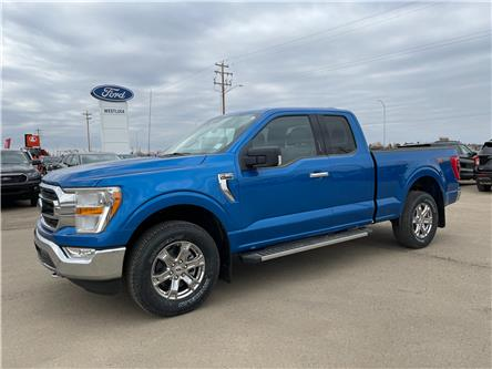 2021 Ford F-150 XLT (Stk: 21003) in Westlock - Image 1 of 14