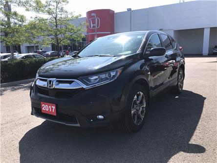 2017 Honda CR-V EX-L (Stk: 29500L) in Ottawa - Image 1 of 18