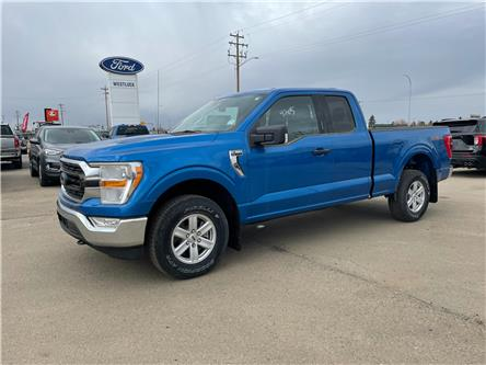 2021 Ford F-150 XLT (Stk: 21034) in Westlock - Image 1 of 14