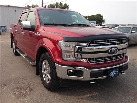 2018 Ford F-150 Lariat (Stk: 21U129A) in Wilkie - Image 1 of 23