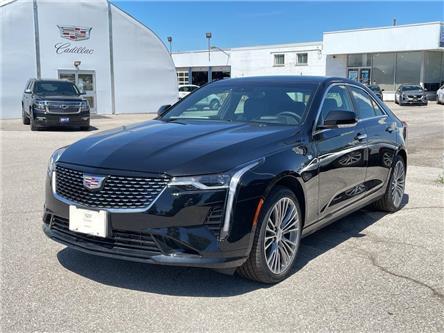 2021 Cadillac CT4 Premium Luxury (Stk: 0121295) in Markham - Image 1 of 5
