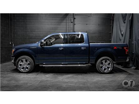 2019 Ford F-150 XLT (Stk: CT21-631) in Kingston - Image 1 of 37