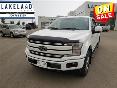 2018 Ford F-150 Lariat (Stk: F4530B) in Prince Albert - Image 1 of 18