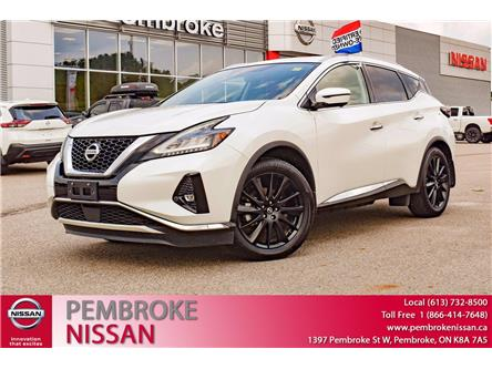 2020 Nissan Murano Limited Edition (Stk: P240) in Pembroke - Image 1 of 30