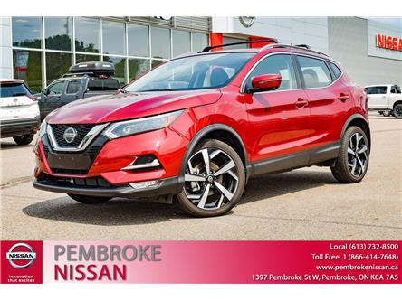 2021 Nissan Qashqai SL (Stk: 21148A) in Pembroke - Image 1 of 30