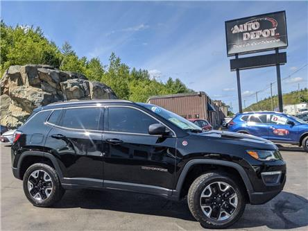 2017 Jeep Compass Trailhawk (Stk: 12590) in Sudbury - Image 1 of 30