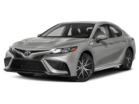 2021 Toyota Camry SE (Stk: N21469) in Timmins - Image 1 of 9