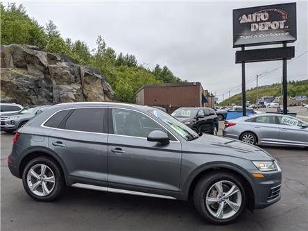 2018 Audi Q5  (Stk: 12593) in Sudbury - Image 1 of 30