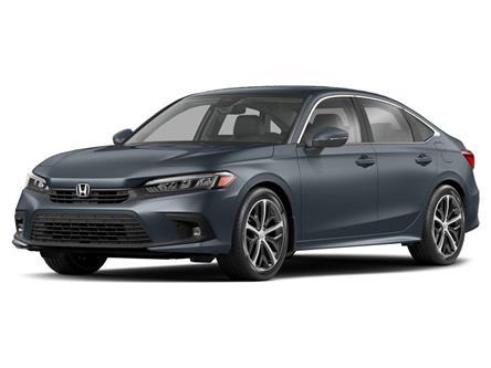 2022 Honda Civic Sedan Touring CVT (Stk: 29656) in Ottawa - Image 1 of 2