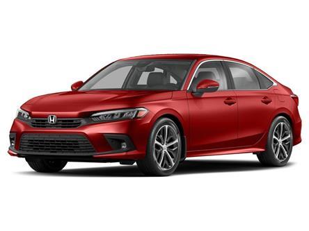 2022 Honda Civic Sedan Touring CVT (Stk: 29725) in Ottawa - Image 1 of 2