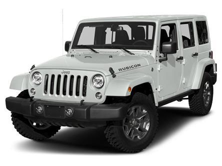 2018 Jeep Wrangler JK Unlimited Rubicon (Stk: 41349A) in Saskatoon - Image 1 of 9