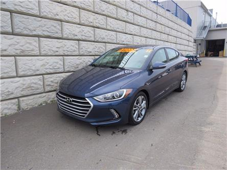 2017 Hyundai Elantra GLS, AC, Heated Seats, Cruise and more (Stk: D10688PA) in Fredericton - Image 1 of 12