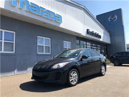 2013 Mazda Mazda3 GS-SKY (Stk: T38A) in Fredericton - Image 1 of 12
