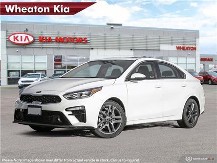 2021 Kia Forte EX+ (Stk: N92680) in Regina - Image 1 of 24