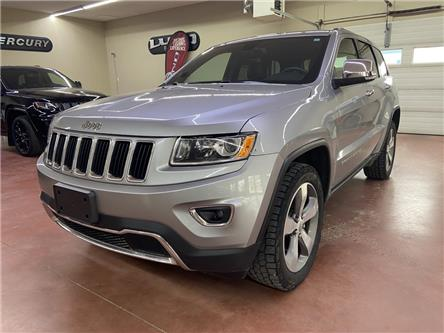 2015 Jeep Grand Cherokee Limited (Stk: T21-123A) in Nipawin - Image 1 of 20