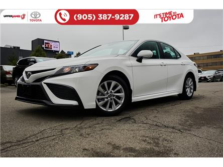 2021 Toyota Camry SE (Stk: 210254) in Hamilton - Image 1 of 26