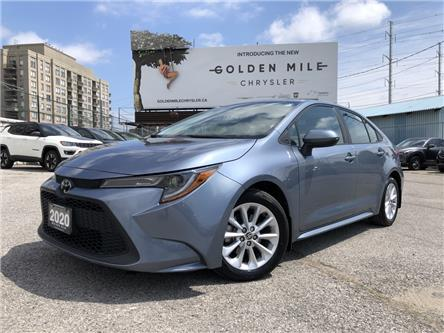2020 Toyota Corolla L (Stk: P5555) in North York - Image 1 of 54