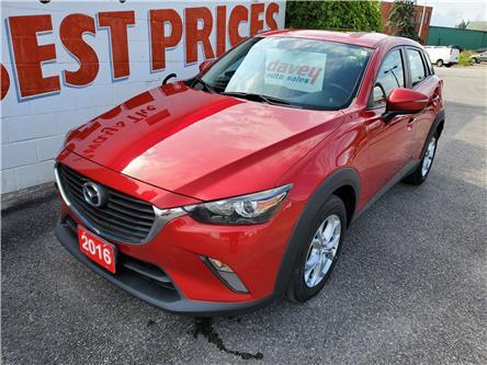 2016 Mazda CX-3 GS (Stk: 21-386) in Oshawa - Image 1 of 17