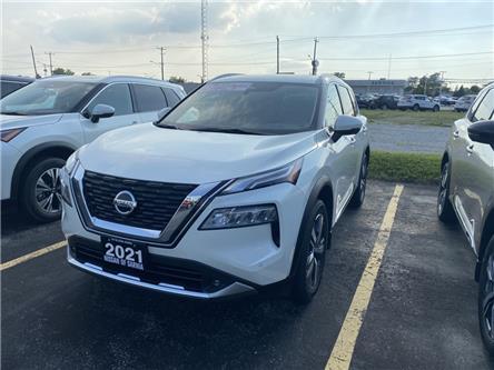 2021 Nissan Rogue Platinum (Stk: 21165) in Sarnia - Image 1 of 5