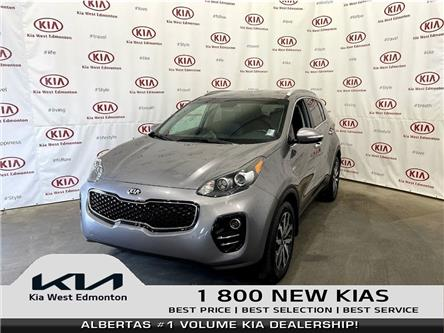 2018 Kia Sportage EX Premium (Stk: T22054B) in Edmonton - Image 1 of 24
