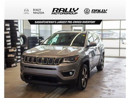 2018 Jeep Compass North (Stk: V1629) in Prince Albert - Image 1 of 17