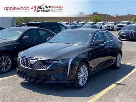 2021 Cadillac CT4 Premium Luxury (Stk: K1T018) in Mississauga - Image 1 of 5