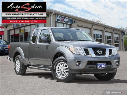 2016 Nissan Frontier SV (Stk: 1NFTX312) in Scarborough - Image 1 of 28