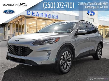 2020 Ford Escape Titanium Hybrid (Stk: KM025) in Kamloops - Image 1 of 26