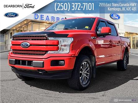 2019 Ford F-150 XLT (Stk: ZL047AA) in Kamloops - Image 1 of 26